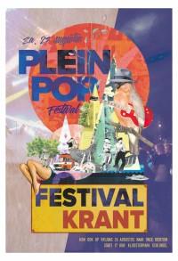 Pleinpop Festivalkrant, week 32